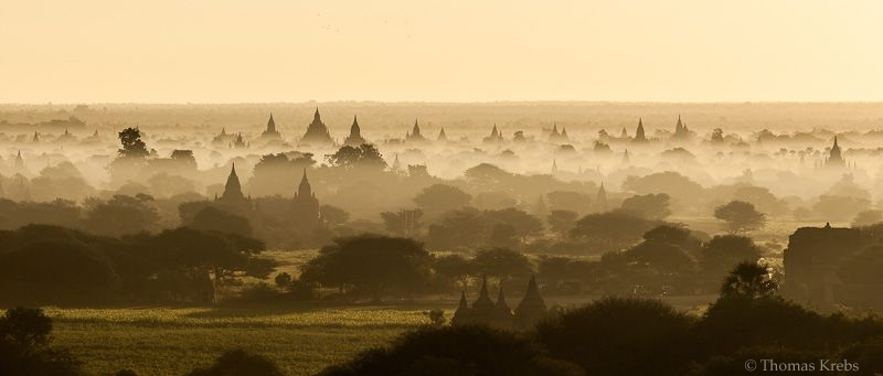 sunrise over bagan (1)