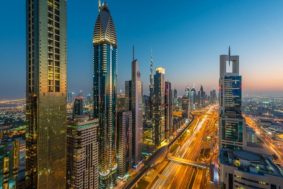 Dubai - Sheik Zayed Road