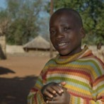 mukuni village boy
