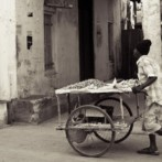 in the streets of Stonetown