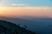 sunrise at al hamra